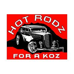 hot rodz for a koz car show