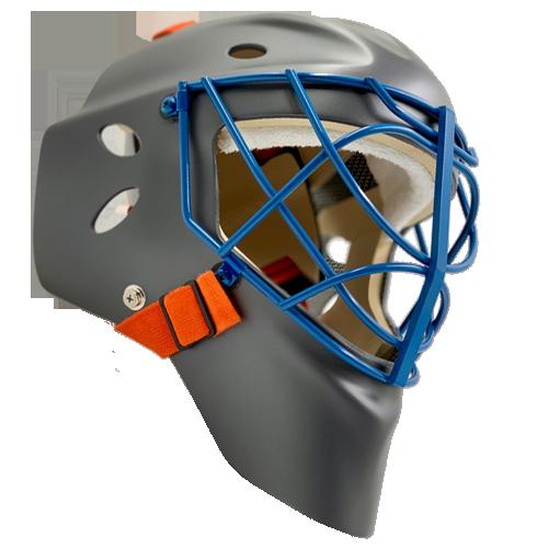 pro 31 goalie mask matte grey