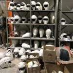 goalie mask shells