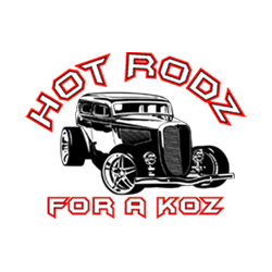 hot rodz for a koz car show